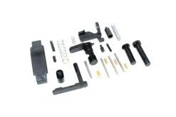 Velocity Trigger Lower Parts Kit Minus Grip - Straight - 3lb