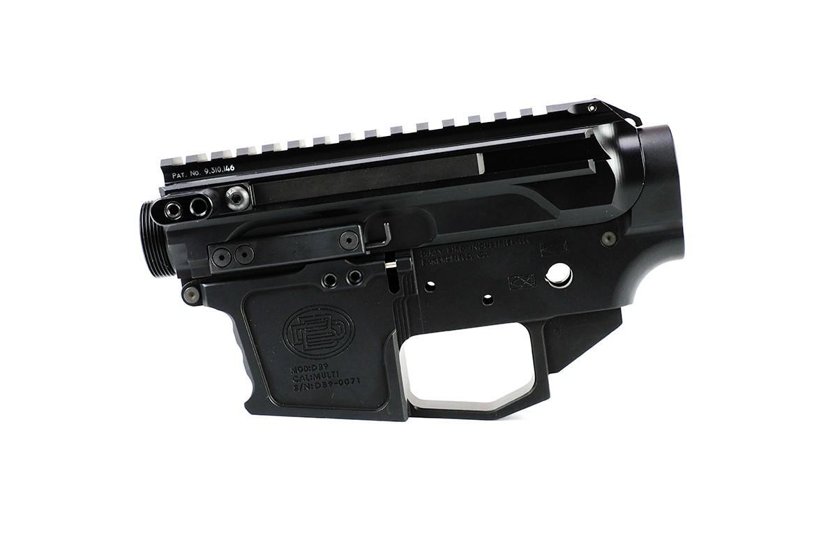 Dirty Bird Side-Charging DB9 9mm / Pistol Caliber Receiver Set