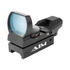 Aim Sports 1X34MM Dual ILL. w/4 Different Reticles – Classic Edition