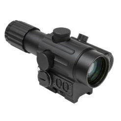 VISM Dual Urban Optic 4x32mm Scope w/ Offset Green Dot Sight – Left Handed