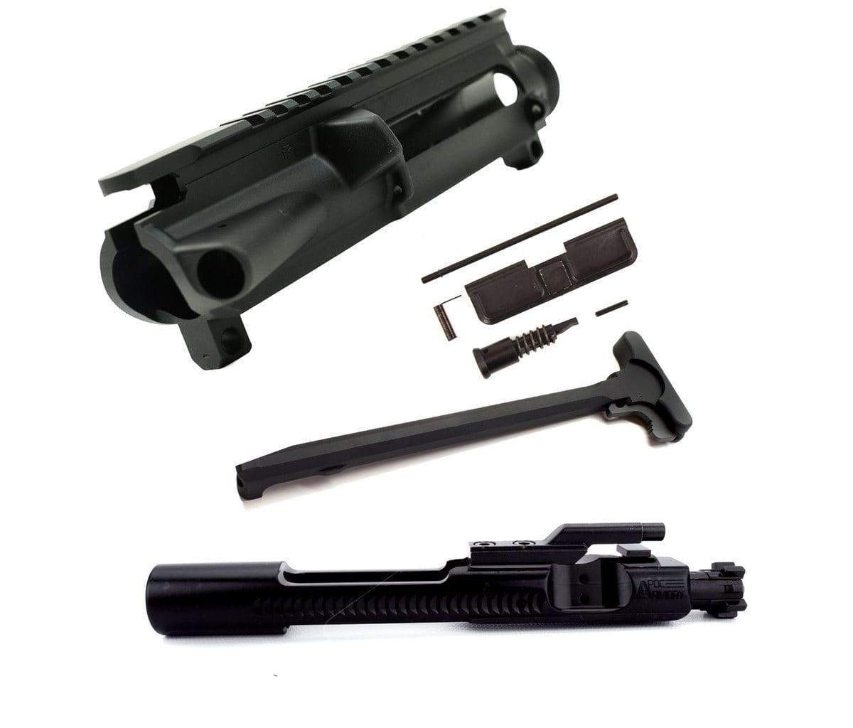 Anderson Upper Build Kit W/ APOC Black Nitride BCG