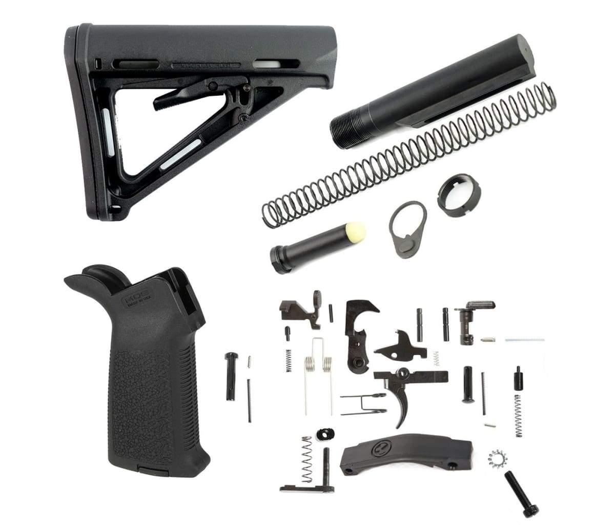Magpul MOE Lower Build Kit - Black