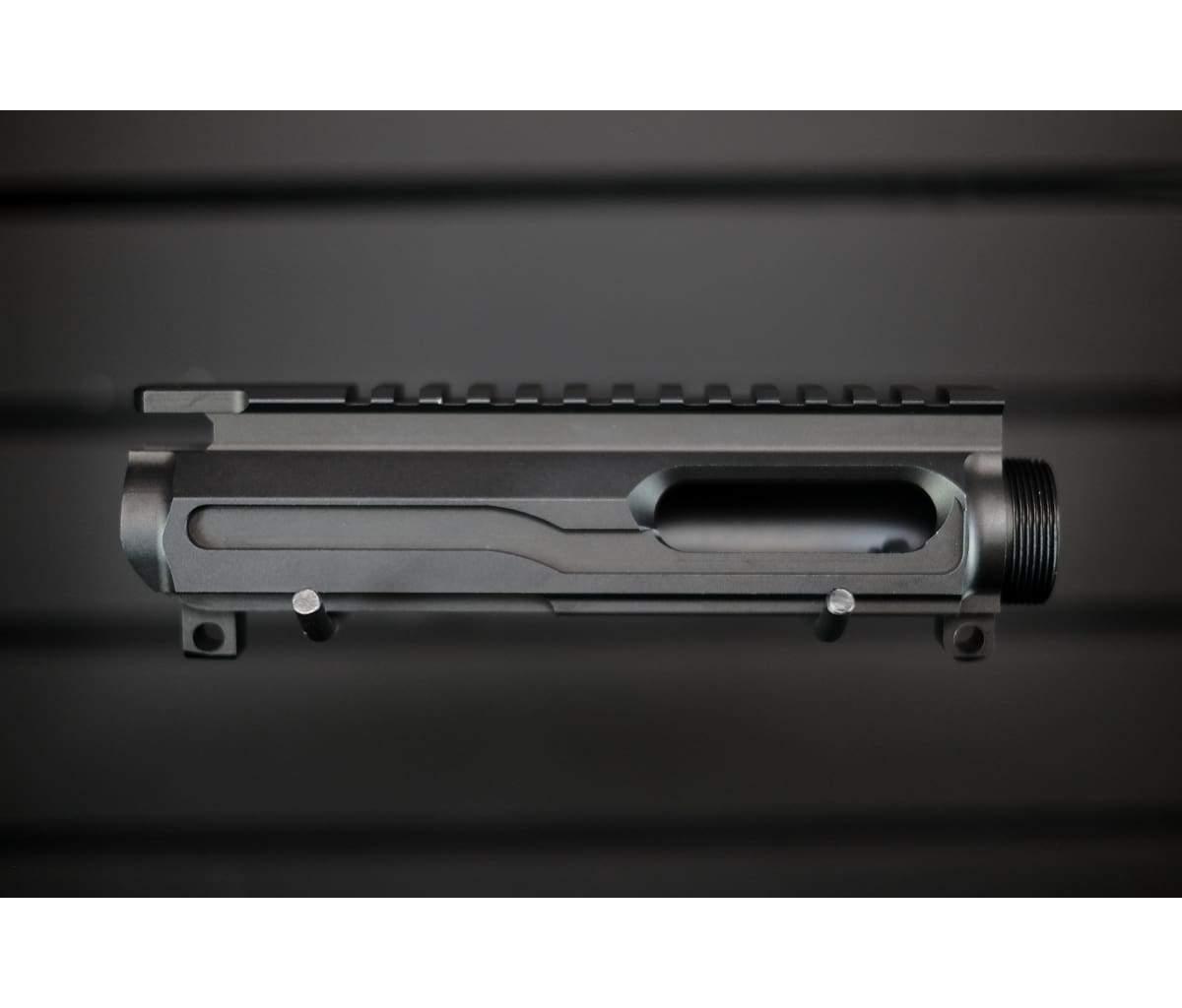 New Frontier Pistol Caliber Billet AR-9/45 Slick Side Upper with LRBHO -  AR15Discounts