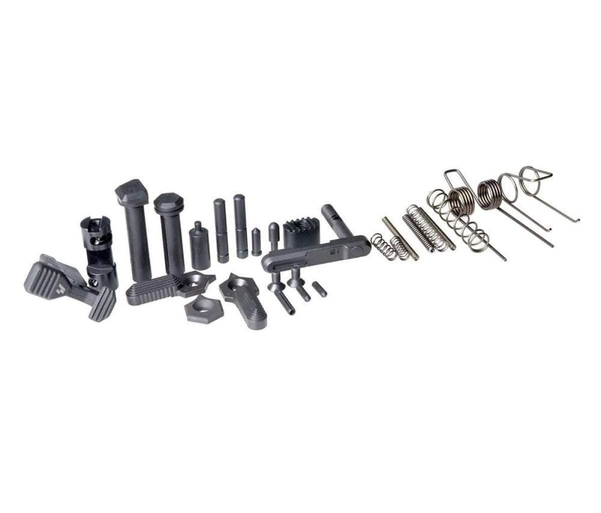 Strike Industries AR-15 Enhanced Lower Receiver Parts Kit LESS Trigger,  Hammer & Disconnect for  223/5 56